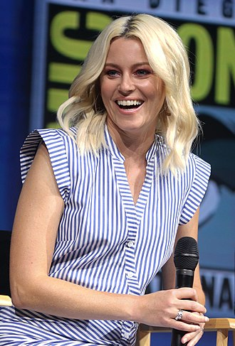 Elizabeth Banks - Banks at the 2018 San Diego Comic-Con