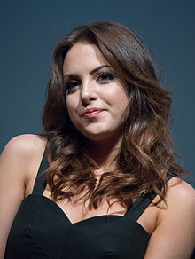 Elizabeth Gillies at ATX TV Festival 2015.jpg