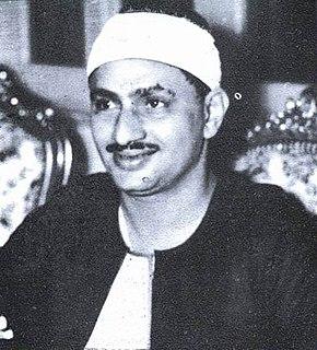 Mohamed Siddiq El-Minshawi Egyptian Huffaz and Qari