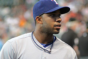 Elvis Andrus - Andrus in August 2014