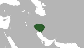 Elymais former country