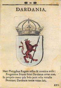 dardania wikipedia