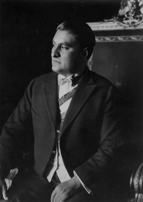 Emilio Portes, portrait