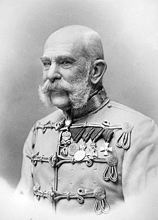 Franz Joseph I of Austria Emperor of Austria and King of Hungary