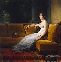 Napoleon's first wife, Joséphine de Beauharnais