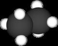 Enkel modell av eit etanmolekyl.png