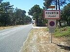 Francja - Nowa Akwitania, Hourtin, Plaża