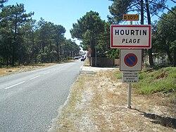 Entrée Hourtin-Plage.JPG