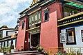 Entrance of Rumtek Monastery, Sikkim.jpg