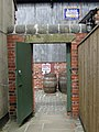 Entrance to the stables, Town, Beamish Museum, 17 May 2011.jpg