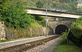 Entry of railway tunnel in Clervaux 01.jpg