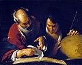 Eratosthenes Teaching in Alexandria (Bernardo Strozzi, Montreal).jpg