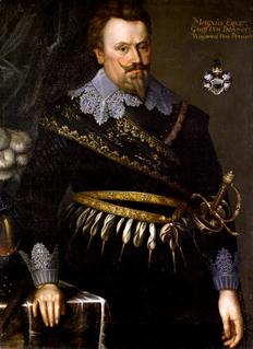 Ernst Magnus Dönhoff Polish noble
