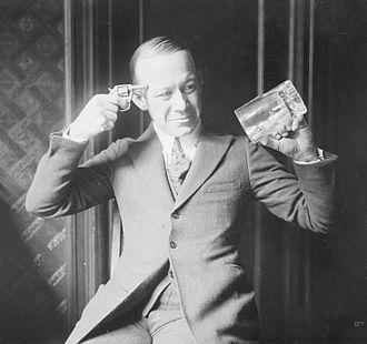 Ernie Hare - Image: Ernie Hare Prohibition Suicide