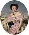 Ernst Moser Portrait der Sängerin Philippine von Edelsberg 1860.jpg