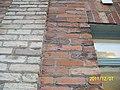 Eroded bricks on Front Street, Toronto - panoramio (5).jpg