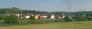Erpeldange - Image: Erpeldange Panorama