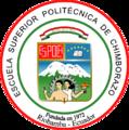 Escudo de la Escuela Superior Politécnica de Chimborazo.png
