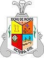 Escudo del municipio Victoria, Guanajuato, México - 11esc043.jpg