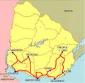 Etapas de la Vuelta del Uruguay 2003.png