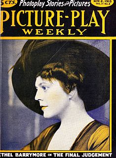 <i>The Final Judgment</i> 1915 film by Edwin Carewe