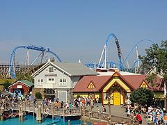 Europa-Park - Blue Fire Megacoaster (33)