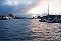 Evening at Harbor - Bergen, Norway - panoramio.jpg