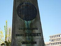 Evere-Cimetière de Schaerbeek-Henry Stacquet-002.JPG