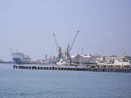 Prístav v jevpatorii