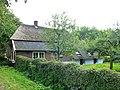 Ewijk (Beuningen, Gld) boerderij Binnenweg 3 zijgevel rechts.JPG