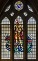 Exeter Cathedral, Stained glass window (36888729945).jpg