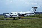 F-GDFF King air aero france CVT 01-06-87 (41695727580).jpg