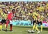 F.C. Pars Jonoubi and FC Persepolis.jpg