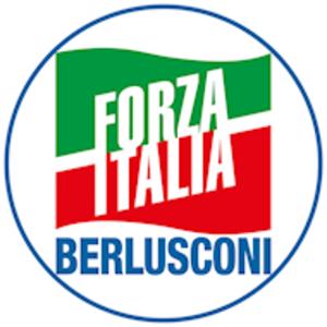 Forza Italia (2013) - Image: FI Berlusconi logo
