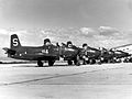 FJ-1 Furies of VF-5A at NAS Denver c1949.jpg