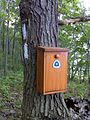 FLT M12 4.55 mi - Register near stone bench and sitting bench - panoramio.jpg