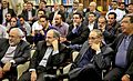 FM Javad Zarif watching Iran-Nigeria match of 2014 FIFA World Cup 02.jpg