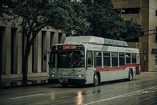 Trinity Metro transport company