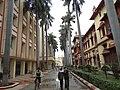 Facades with Pedestrians - Banaras Hindu University - Varanasi - Uttar Pradesh - India (12519648883).jpg