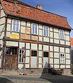 Fachwerkhaus in Altstadt Qudlinburg. IMG 3853WI.jpg