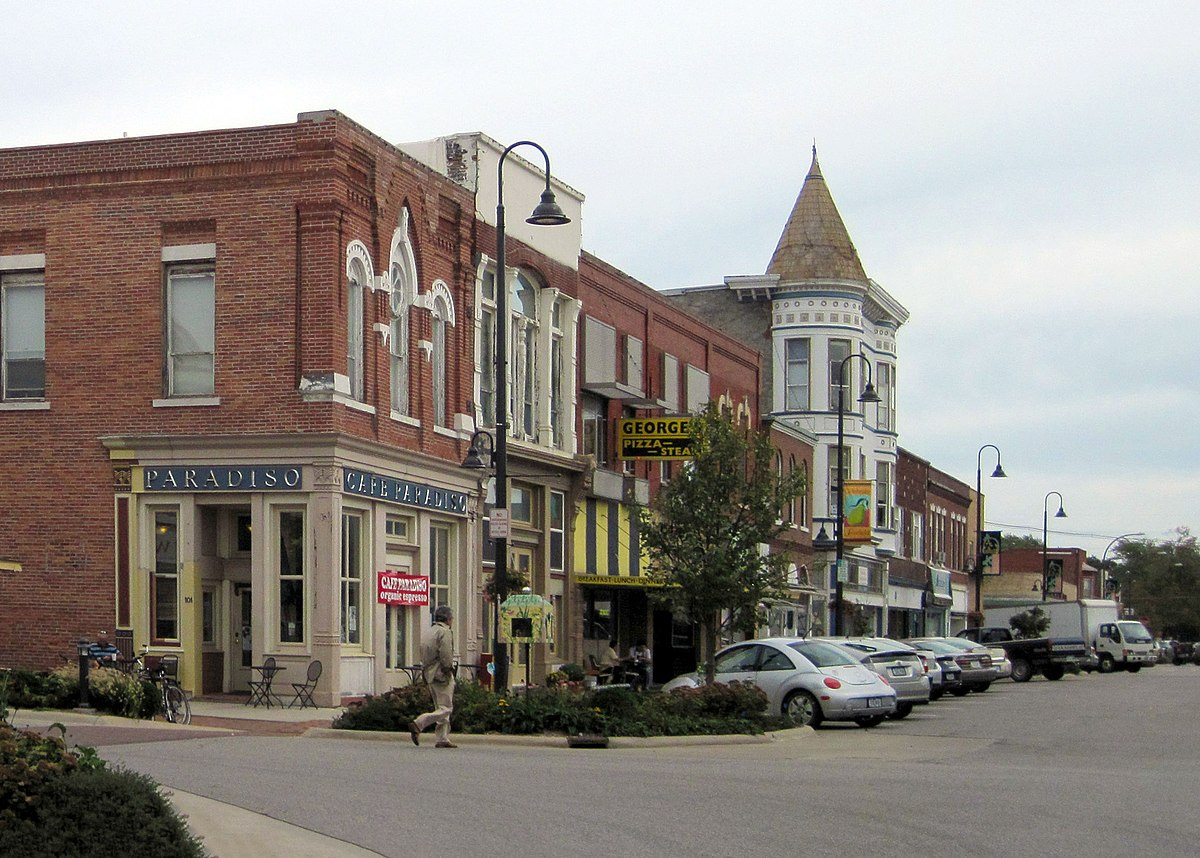 Fairfield Iowa Wikipedia