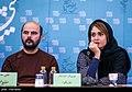Fajr International Film Festival - Tabestane Dagh Press Conference 07.jpg