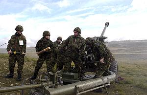 207 (City of Glasgow) Battery Royal Artillery
