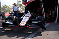 FanVillage Dallara-Chevrolet DW12 Penske-Verizon Racing Will Power ShowCar LFront SPGP 24March2012 (14697315124).jpg