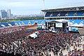 Fans keep on filling in My Dinh Stadium for MTV EXIT concert (7350445754).jpg