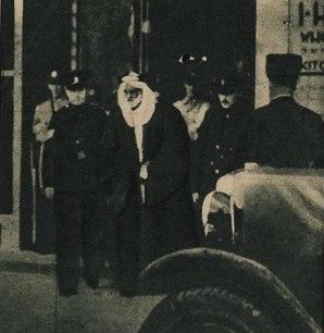 Farhan Sa'di arrested by British