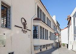 Farmacia del Ayuntamiento, Tallin, Estonia, 2012-08-05, DD 02