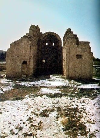Al Wahat District - Fatimid castle