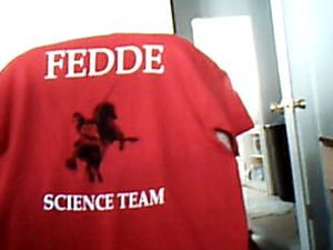 Pharis Fedde Middle School Science Olympics T-...