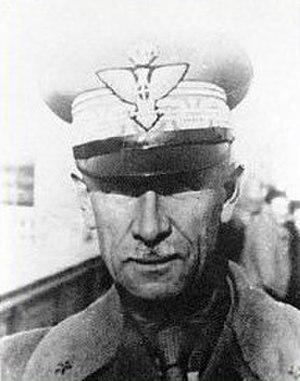 Federico Ferrari Orsi - General Federico Ferrari-Orsi